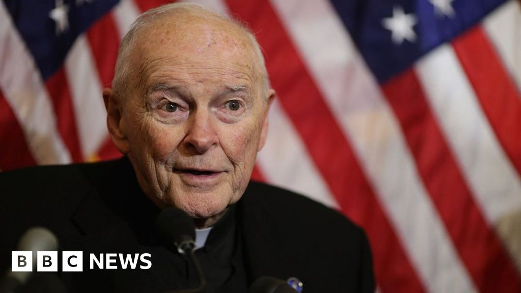 Catholic Church abuse: Vatican defends handling of McCarrick case
