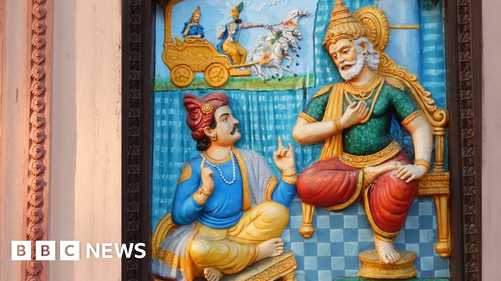 Minister ridiculed for saying ancient India invented