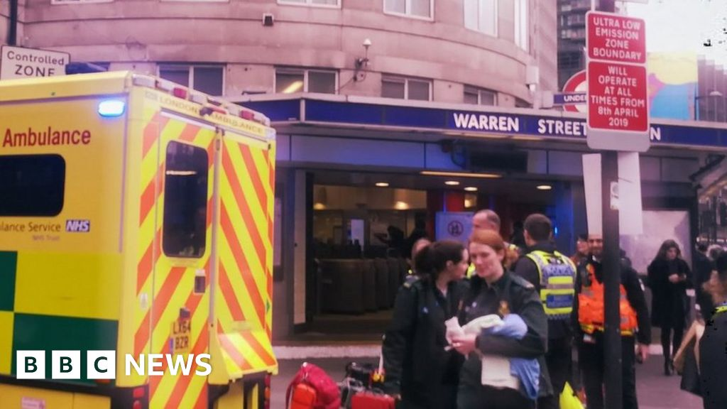 e78683f93a7 Warren Street baby  Student helps deliver newborn at Tube station ...