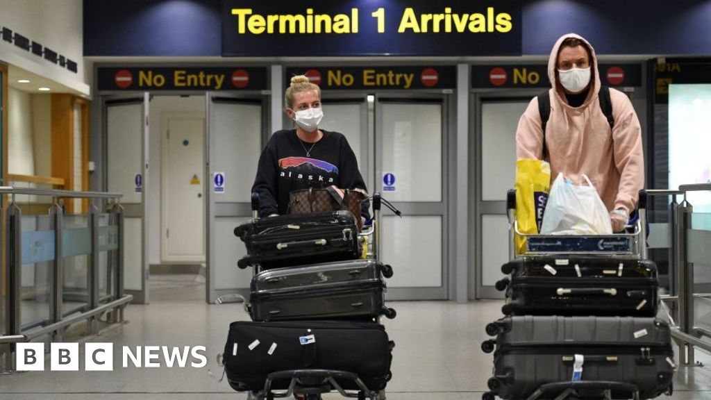 Coronavirus: Five open-ended questions to the travel quarantine rules