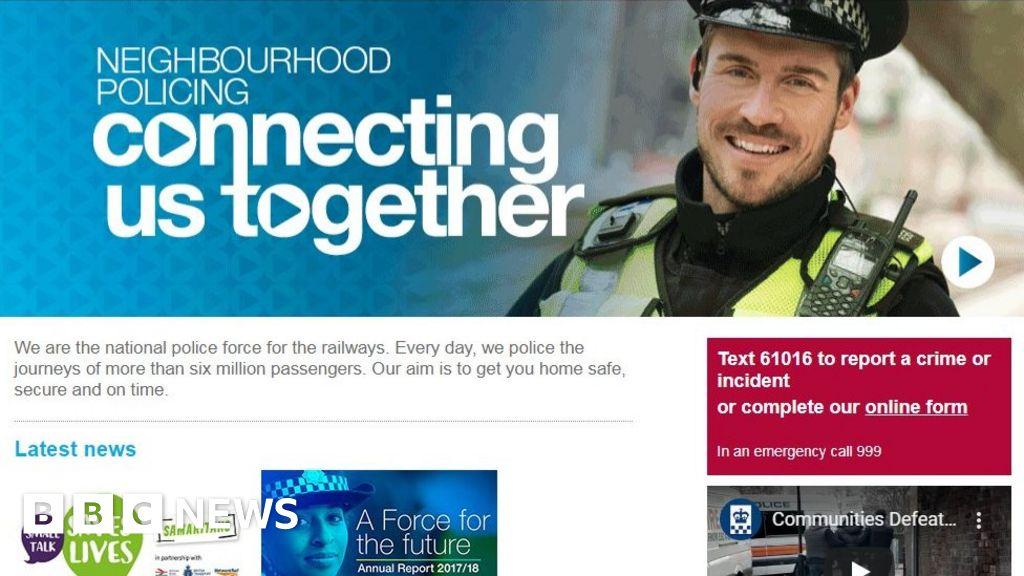 British Transport Police Website Hacked