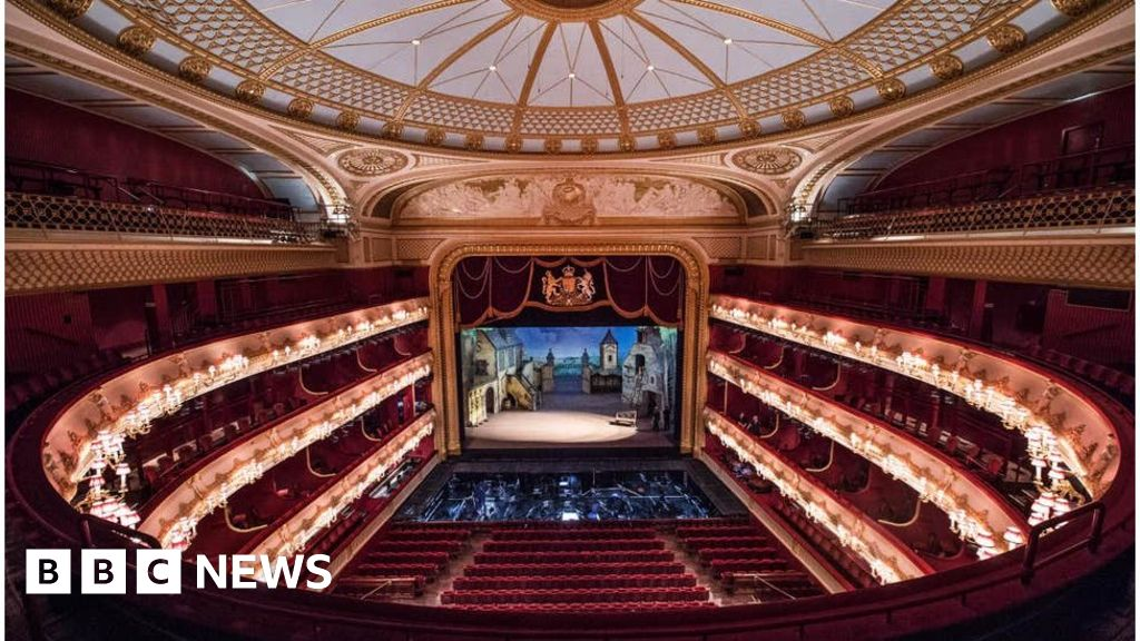 BBC broadcast of the Royal Opera House re-opening concert