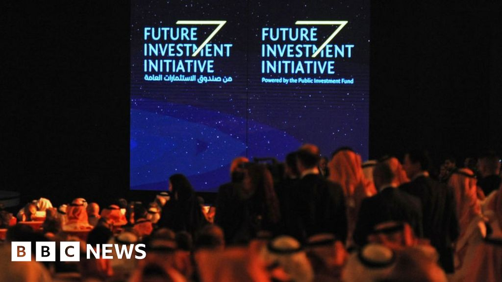 The firms defying pressure over Saudi summit