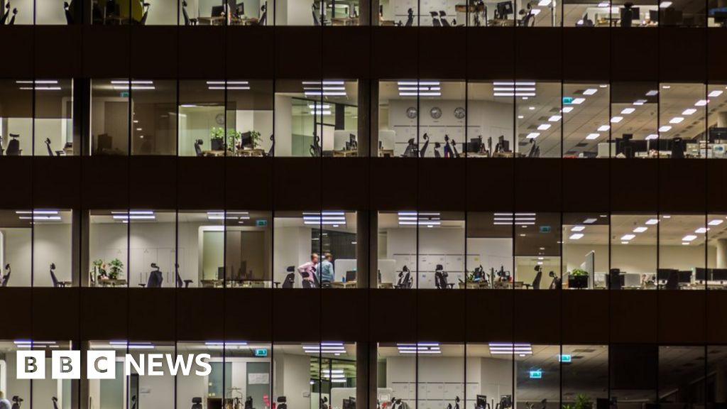 What's the future for the office?