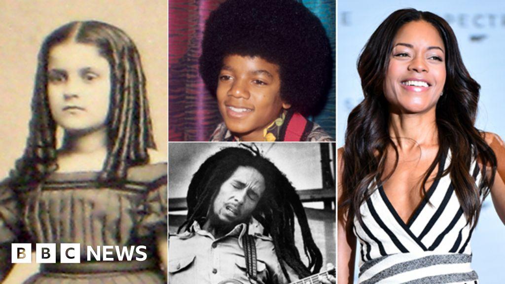 How Does Black Hair Reflect Black History Bbc News