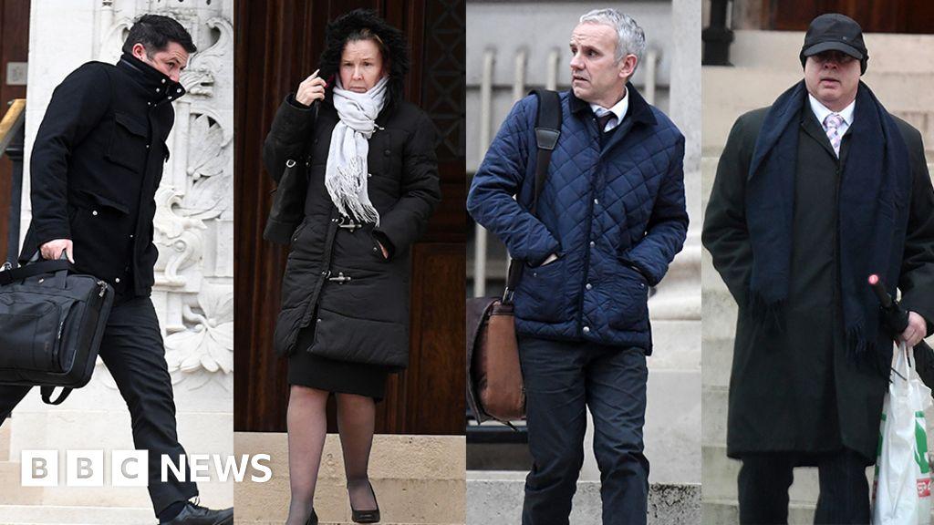 Four accused of £1.3m Bermuda government fraud