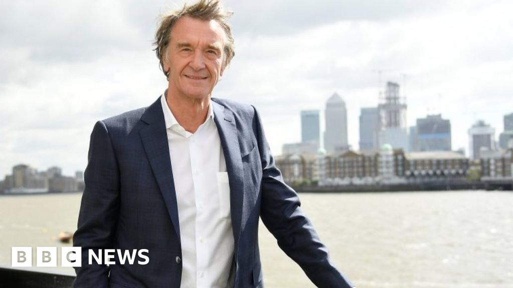 Rich List 2018: Jim Ratcliffe is UK's richest man - BBC News