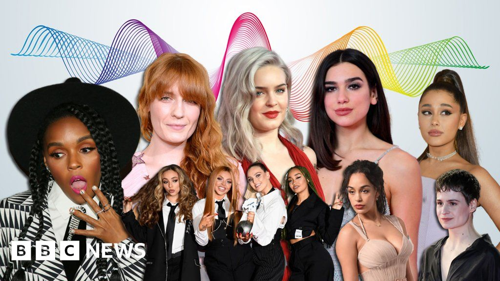 Brit Awards: Anne-Marie, Dua Lipa, Jorja Smith and George Ezra lead nominations