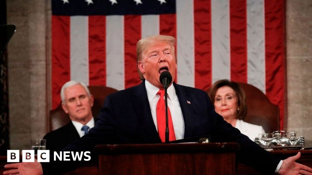State of the Union 2020: Donald Trump claims fact-checked