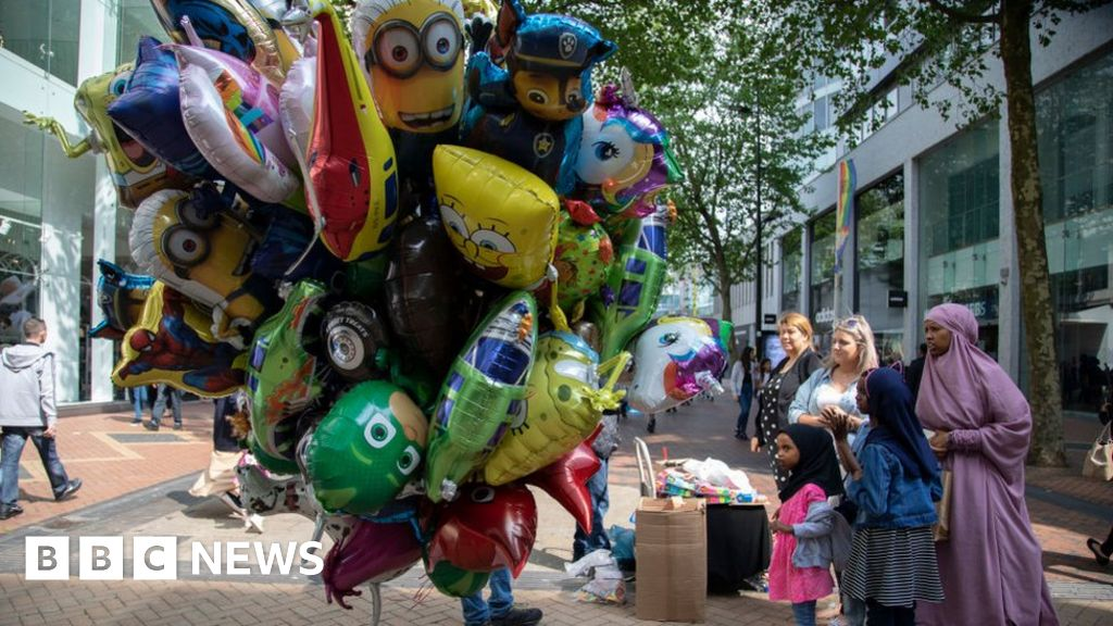 Helium shortage: 'Prices just keep going up and up'