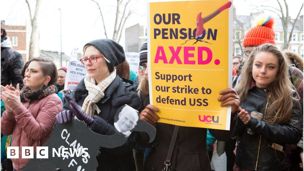 Academics face battle over pension scheme deficit