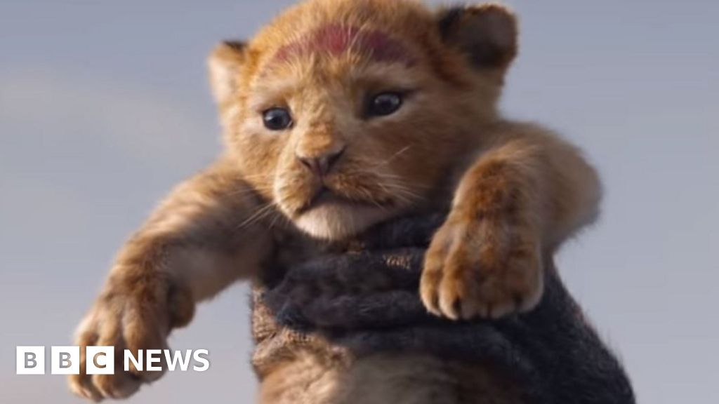 lion king 2019  first teaser trailer released for new film