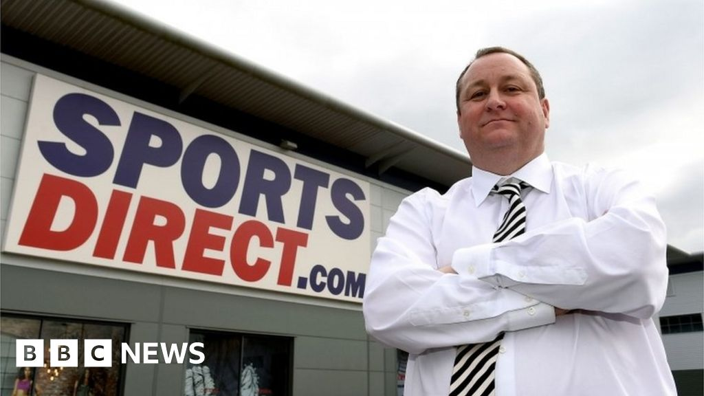 Mike Ashley: Debenhams snubbed my £40m lifeline