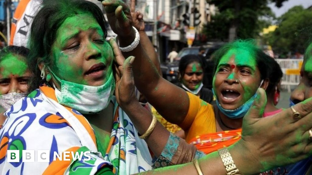 India elections: Modi party defeated in West Bengal battleground – BBC News