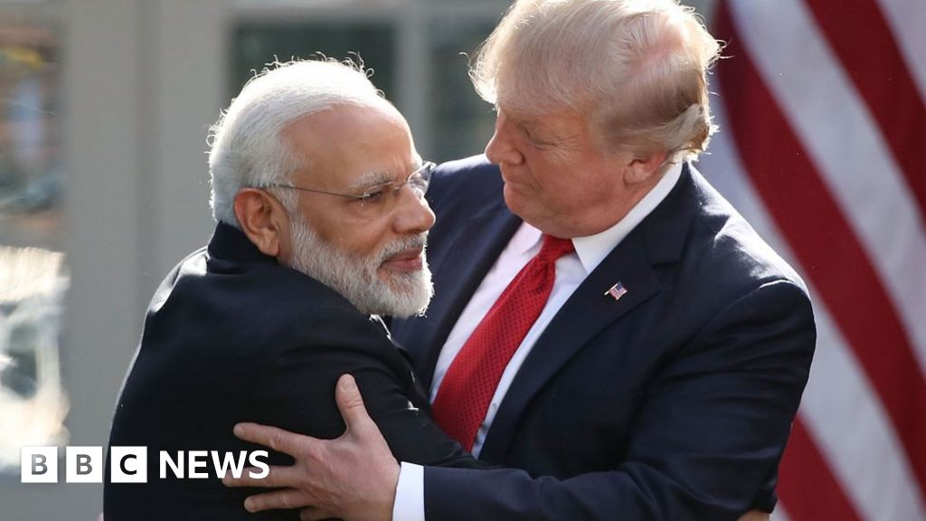 Trump in India: US president due to begin first official trip