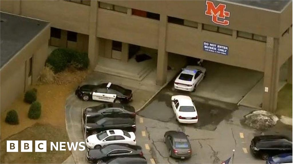 Two dead and 17 hurt in school shooting