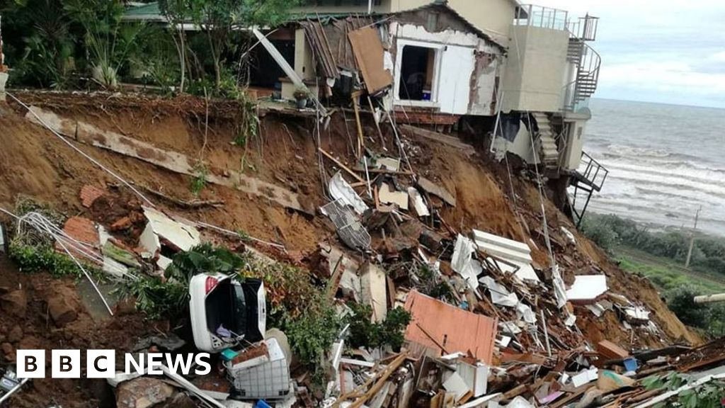South Africa floods kill 51