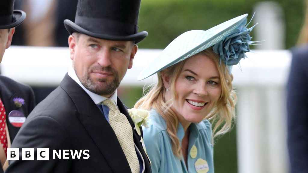 Peter Phillips: the Queen s grandson and his wife to divorce