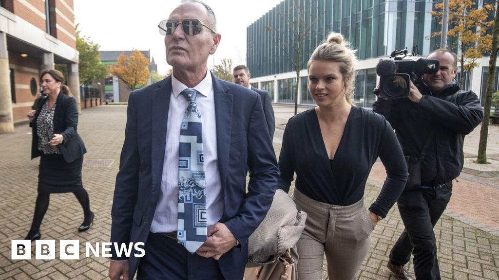 Paul Gascoigne sex-assault-process: Ex-footballer  sloppy  kissed woman