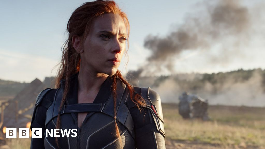 Scarlett Johansson criticises Black Widow's 'hyper-sexualisation' in Iron Man 2 – BBC News