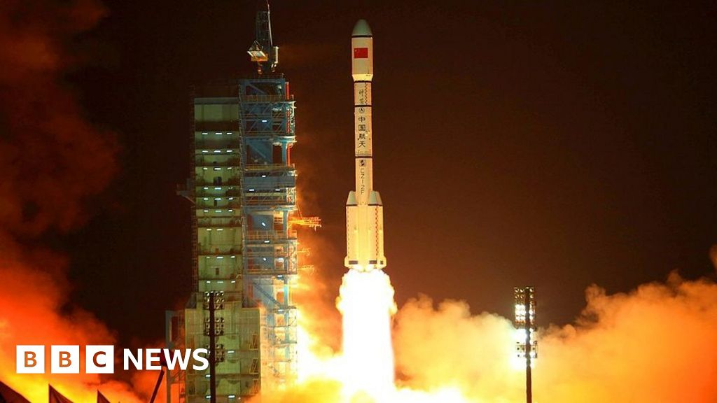 China claims 'important breakthrough' in space mission shrouded in mystery