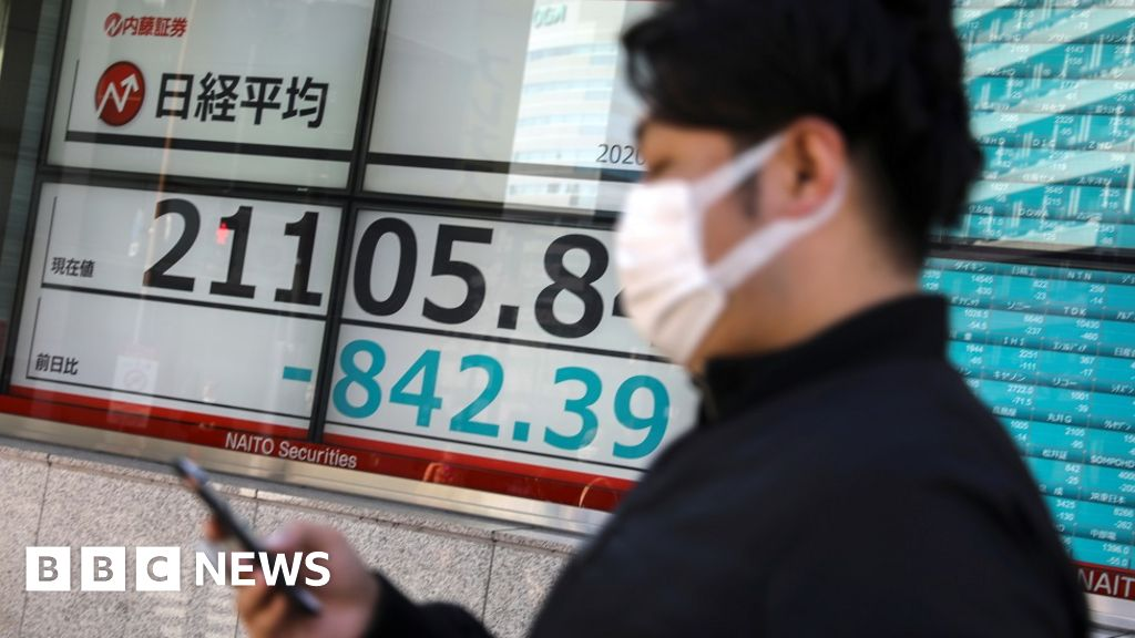 News Daily: Virus hits shares and doubts about the road-building plans
