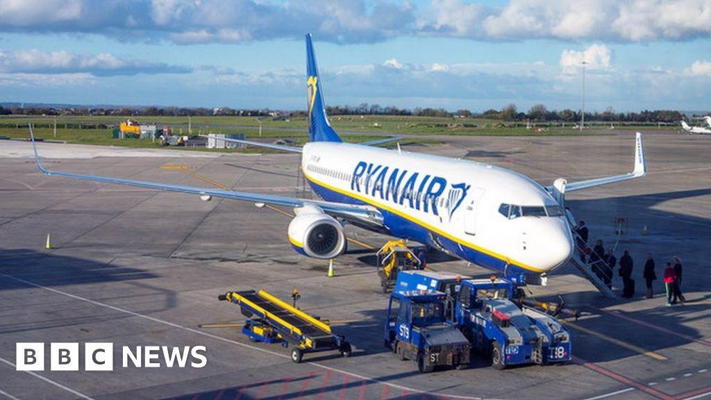 ryanair cancellations affect some dublin flights news