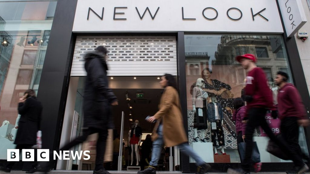 New Look to axe 1,000 jobs and 60 stores
