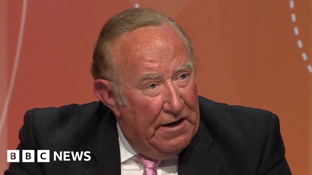 Andrew Neil: I was minority of one at GB News