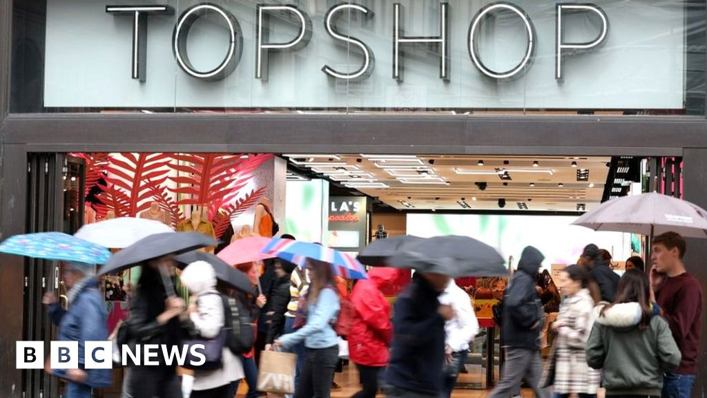 Green s retail empire of over 100 stores could close