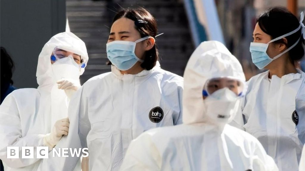 Coronavirus in South Korea: How 'trace, test and treat' may be ...