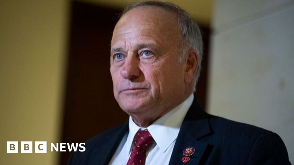 Steve King: Controversial Iowa Republican loses re-election bid