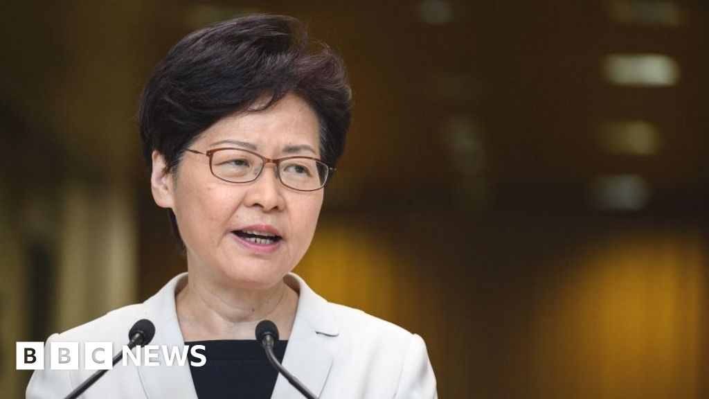 Lam: China supports extradition bill withdrawal