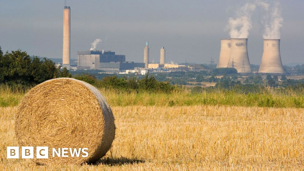 Didcot: The power station that inspired poetry