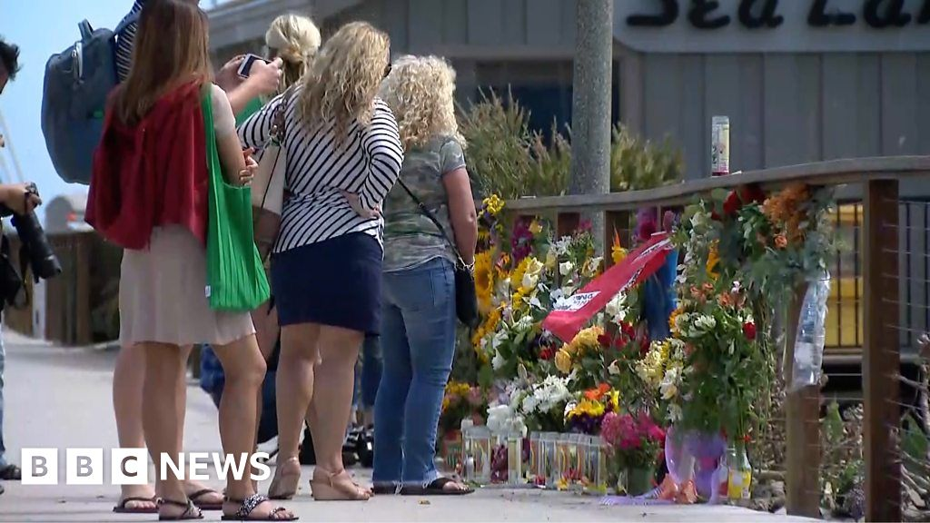 California boat fire: Families mourn victims