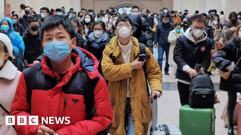 china e commerce coronavirus