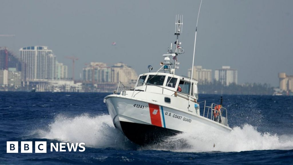 Boat carrying 20 people goes missing between Bahamas and Florida