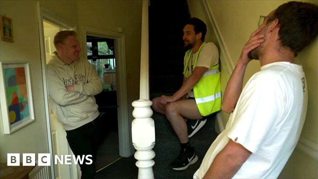 Coronavirus: The housemates unemployed, furloughed and WFH thumbnail