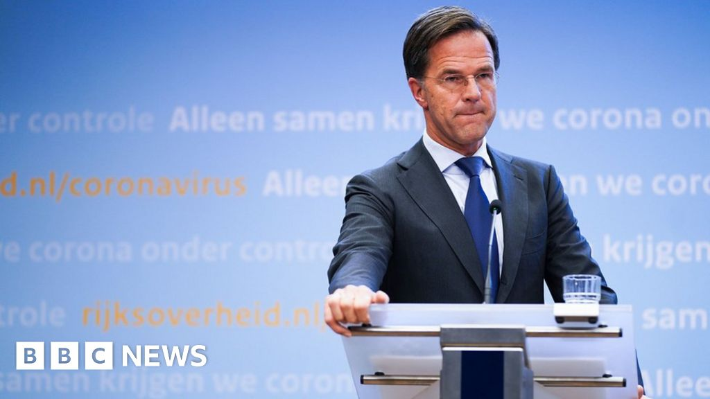 Coronavirus: Dutch PM concedes 'wrong assessment' over royal holiday