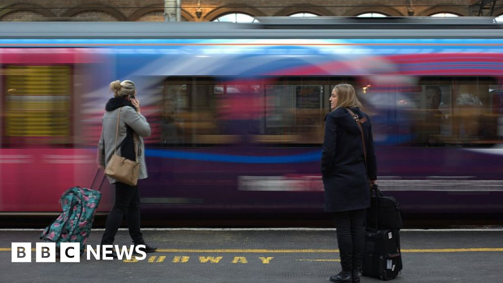 West Coast Rail: Preston-to-Scotland rail fares to be capped