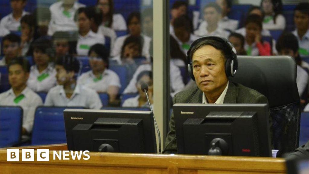 Khmer Rouge verdict: 'I live next to my torturer'