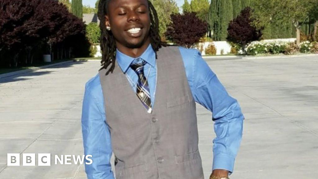 Robert Fuller: Hanging death of black man ruled suicide