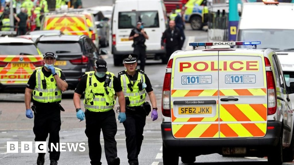 Man Shot Dead By Police After Stabbing In Glasgow Hotel