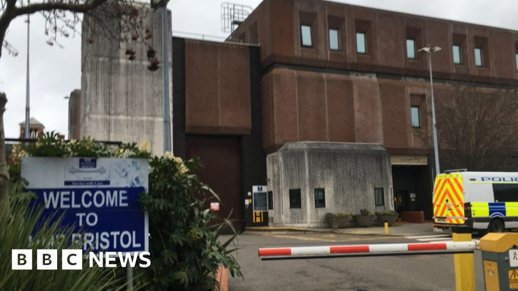 Five Bristol prison officers injured in attack by inmate