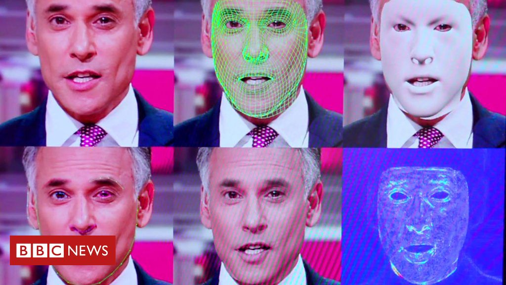 Deepfake: BBC Newsreader 'Speaks' Languages He Can't
