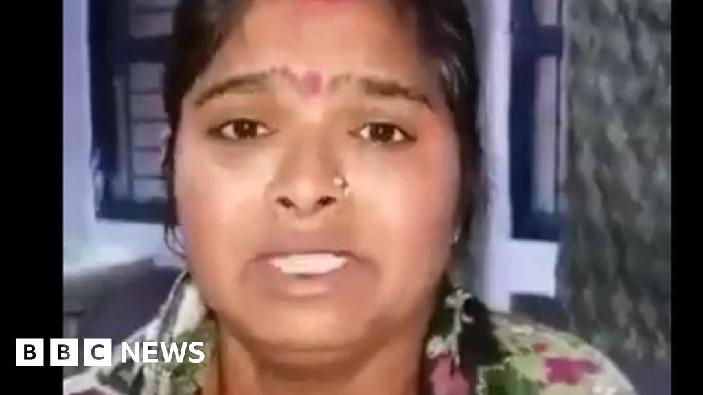 Woman paraded naked in Indian capital for fighting