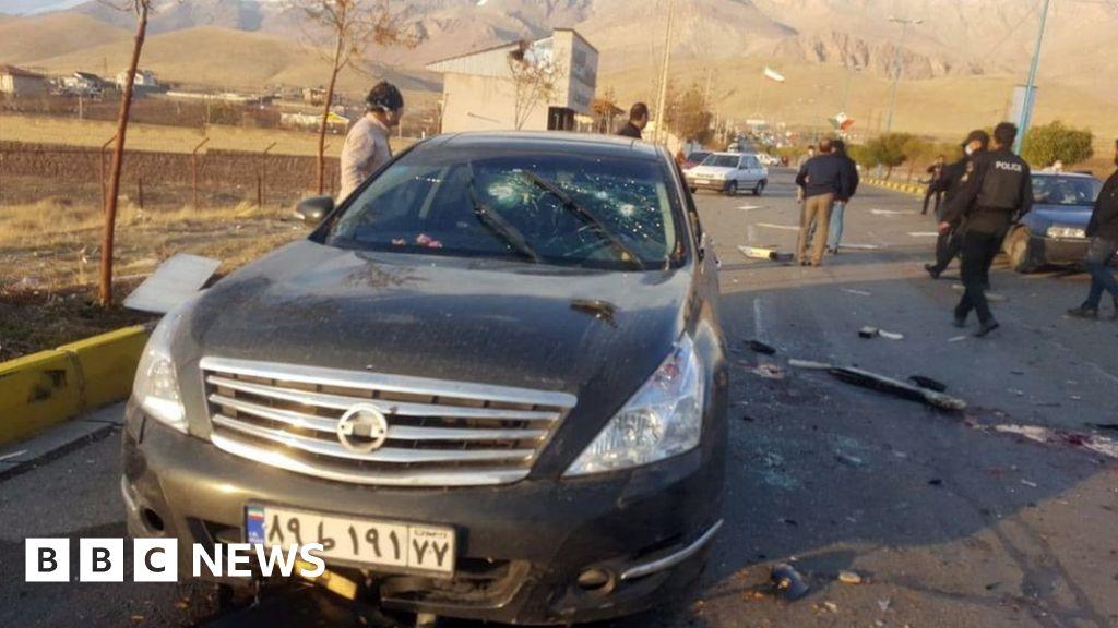Mohsen Fakhrizadeh, Iran's top nuclear scientist, assassinated near Tehran
