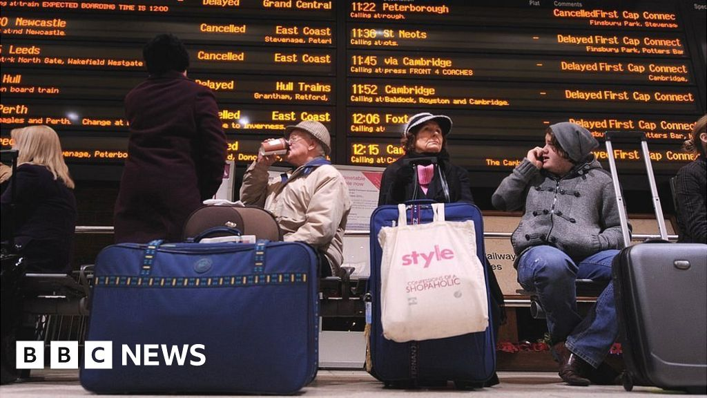 Commuters braced as railway timetables change