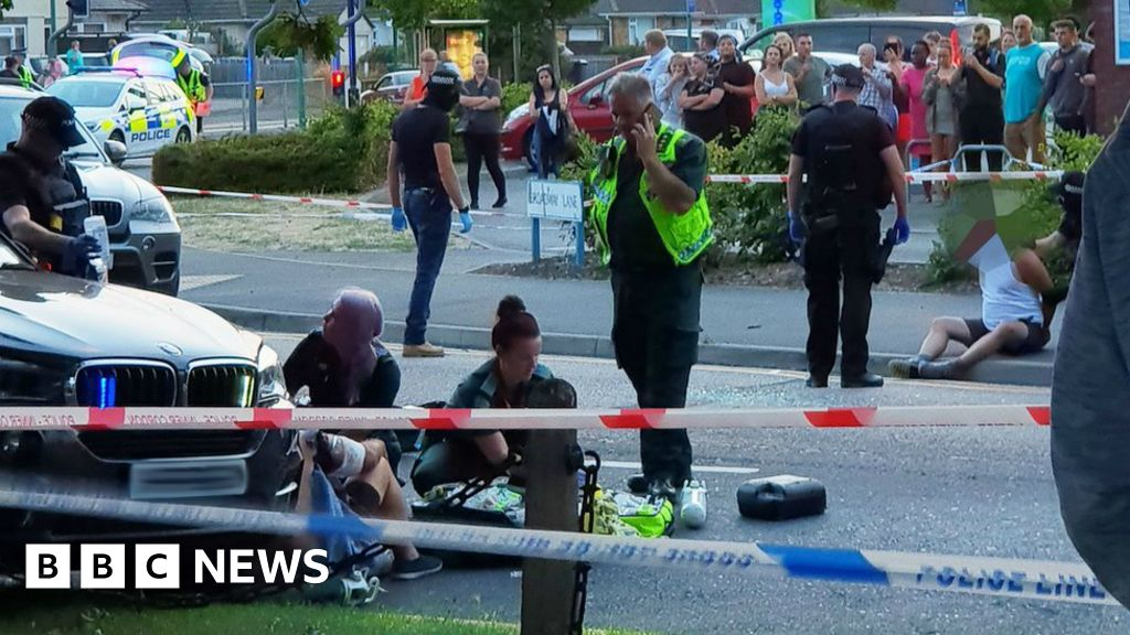 Bournemouth police officer  accidentally shot driver in car stop