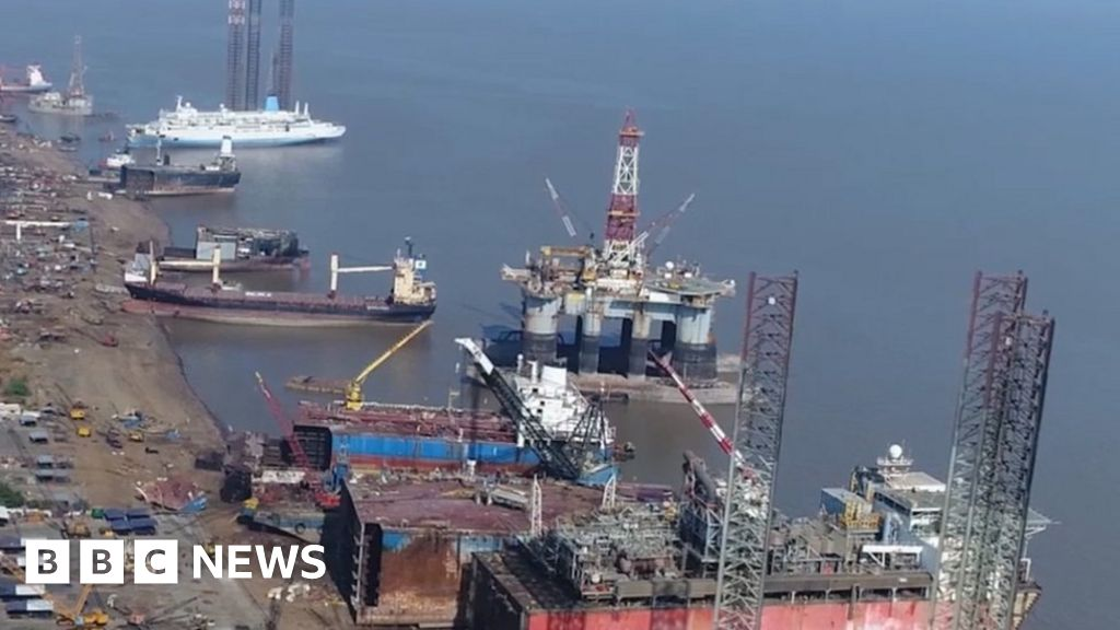 North Sea oil firm accused of profiting from deadly industry thumbnail